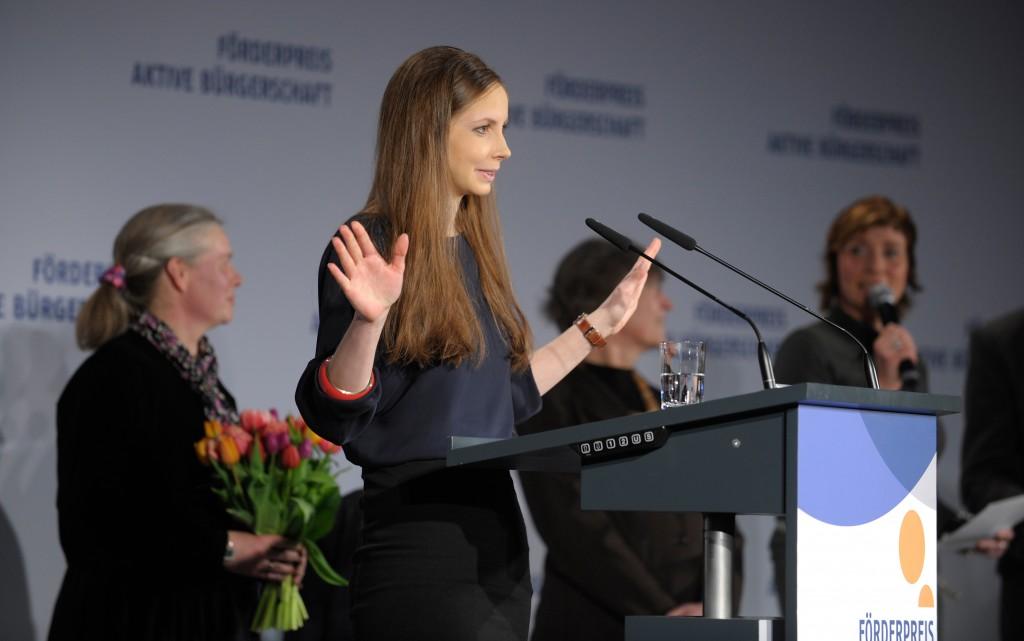 Christiane Stenger - (c) Kai Biener
