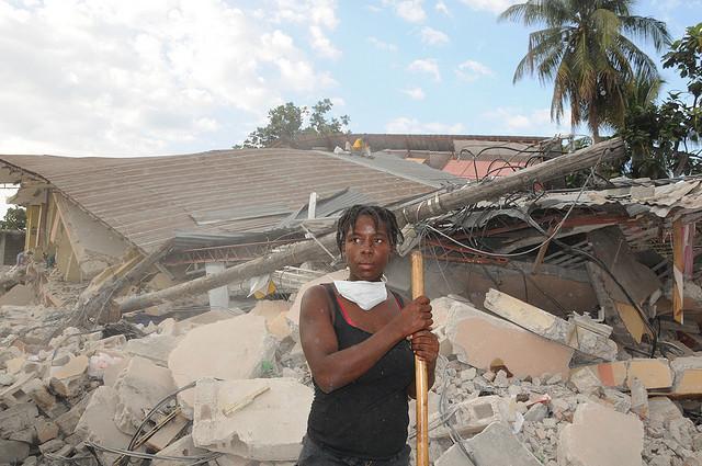 Haiti UNDP