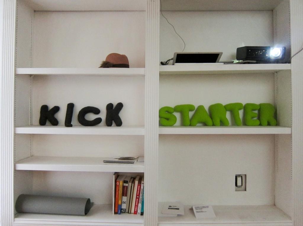 Kick Starter CC BY-NC-ND 2.0 Scott Beale Flickr