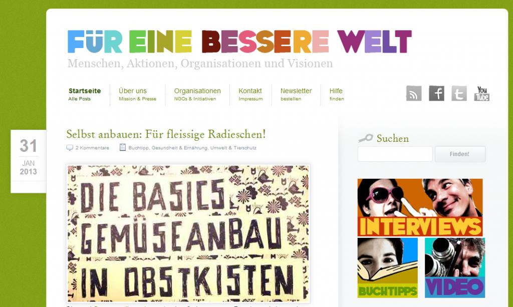 """Quelle: """"Für eine bessere Welt"""" (Ilona Koglin/ Marek Rohde), 2013"""