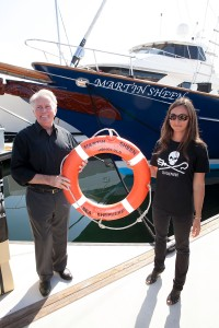 Sea Shepherd Conservation Society USA Press Conference With Martin Sheen