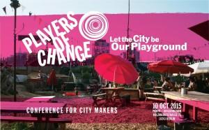 City of Change Holzmarkt